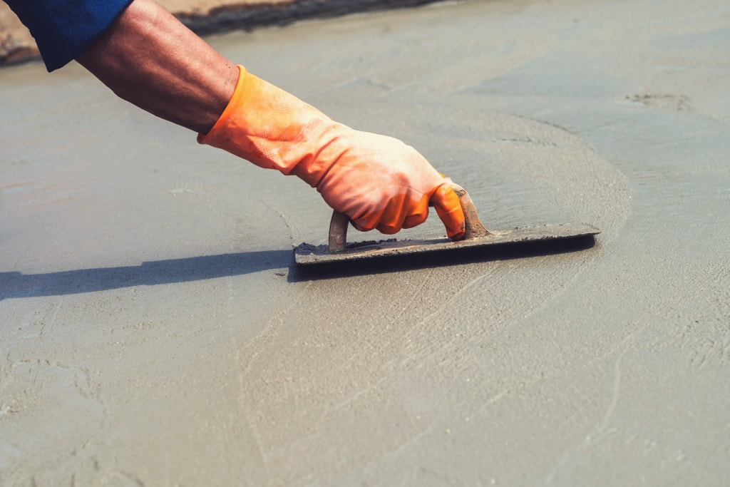 Raleigh Concrete Repair & Driveway Services